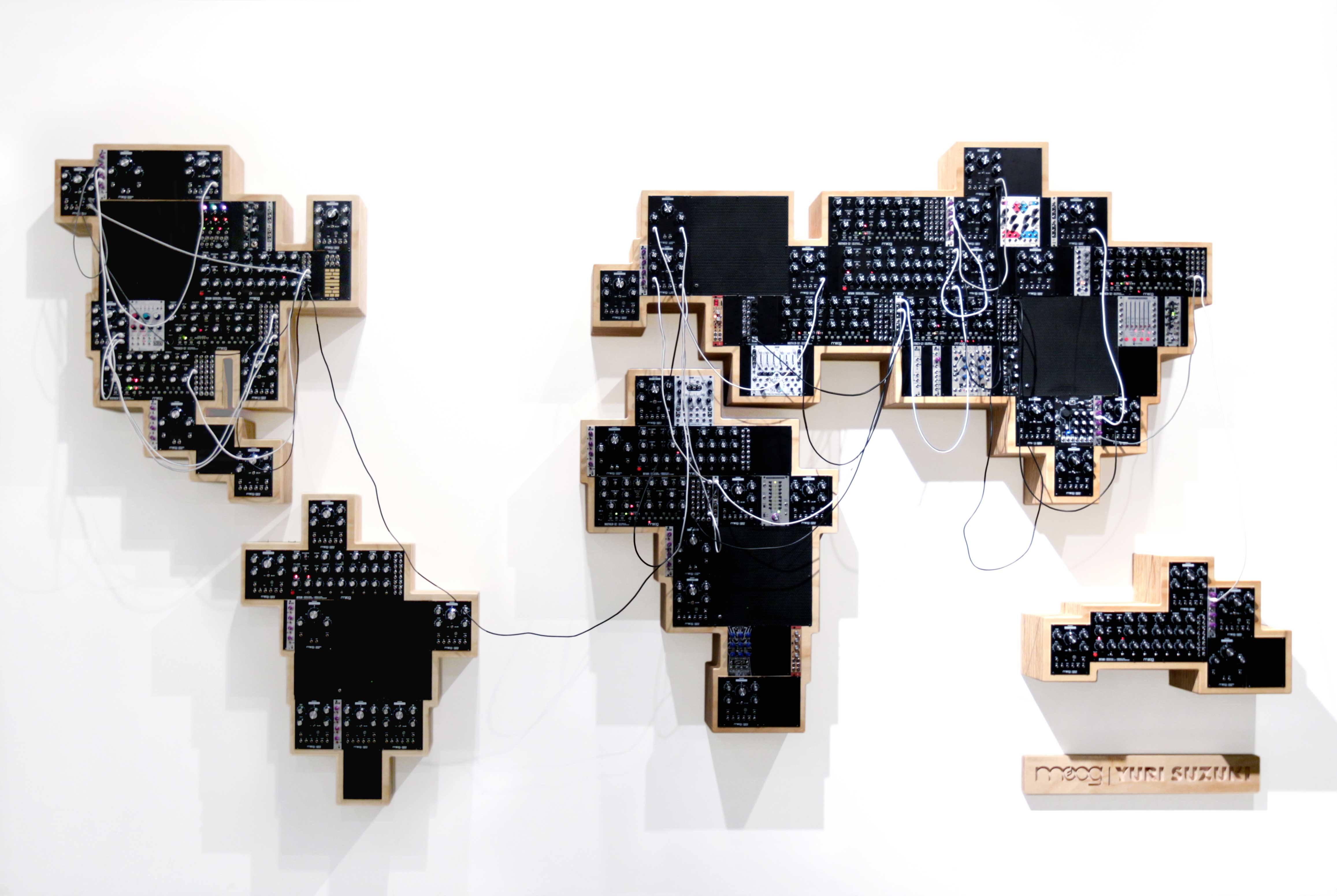 The Global Synthesizer Project